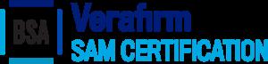 BSA Verafirm Sam Certification